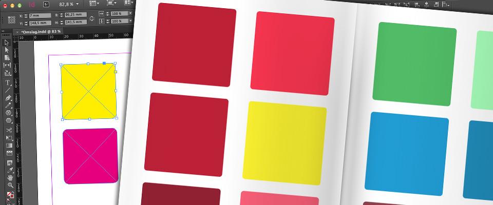 Videokurs - Lär dig arbeta med färg i Adobe InDesign  0b44c8c960679