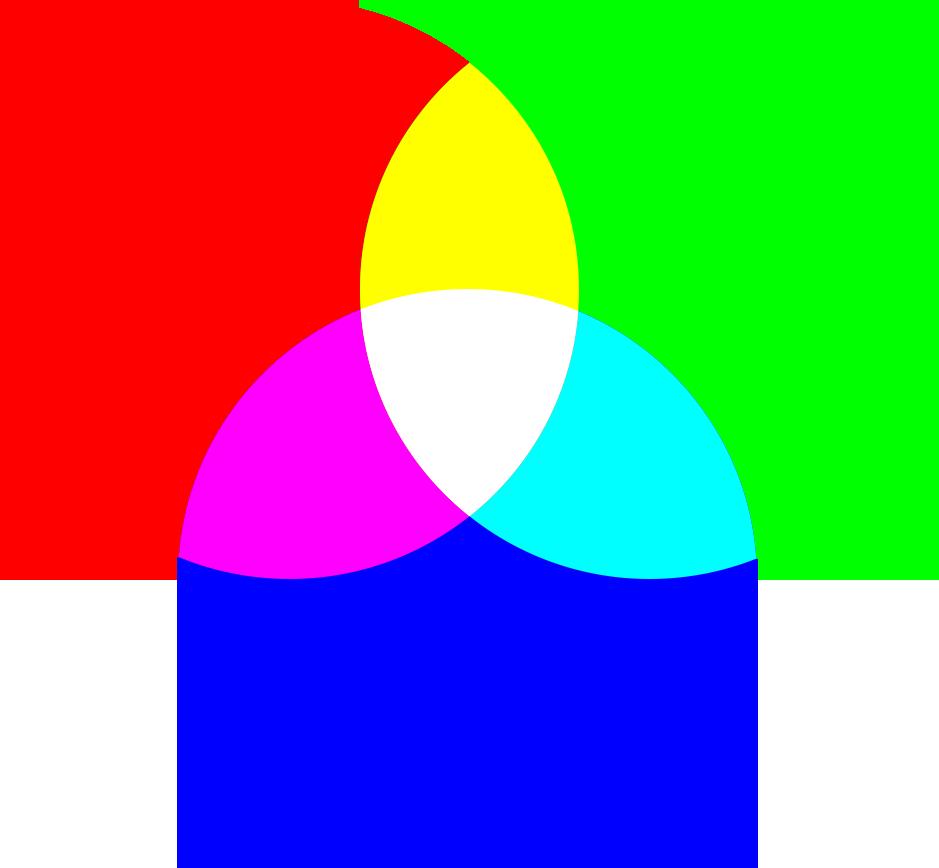 gul grön röd