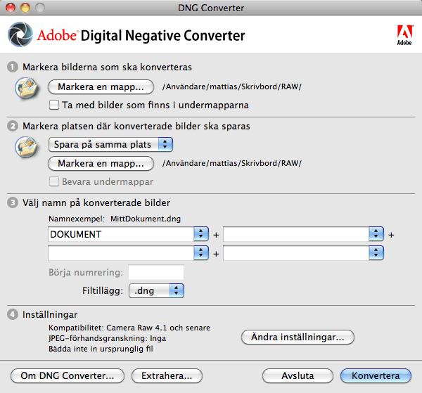 adobe cr2 converter